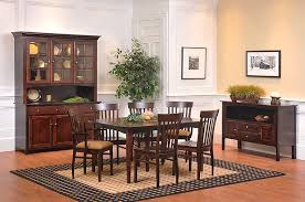 the amish home furniture gallery lexington shaker dining furniture
