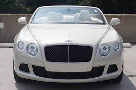 white bentley convertible 2014 bentley continental gt stock 4nc097134 for sale near vienna