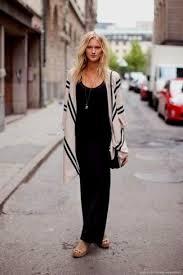 how to wear a black maxi dress 79 looks women u0027s fashion