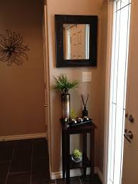 Entrance Way Tables 8 Best Decorating Images On Pinterest Small Apartments Small