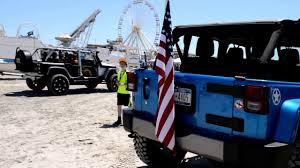 linex jeep blue nj jeep invasion 2016 youtube