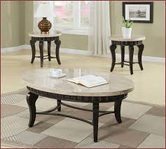 Round Marble Top Coffee Table Round Coffee Table Set Home Design Ideas