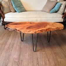 wood slab table legs coffee table coffee tables round wood slab table custom furniture