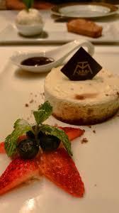 la maison de la cuisine black truffle cheesecake ร าน maison de la truffe wongnai
