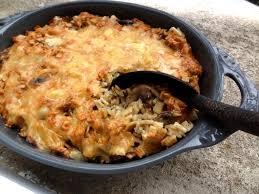 recette du gratin de crozets aux chignons