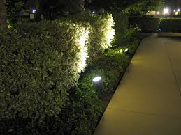 ledtronics led spotlights improve landscape lighting efficiency in