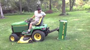john deere garden tractor with backhoe the best deer 2017