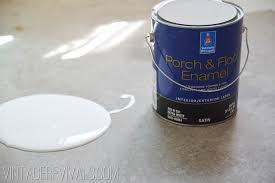 Best Cleaner For Basement Floor by How To Paint Concrete Updated Plus My Secret Cleaning Tip