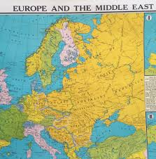 Roman Map Map Europe Middle East Roman World Megduerksen