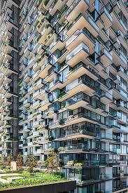 one homes jean nouvel and the one central park green homes in sydney 高层