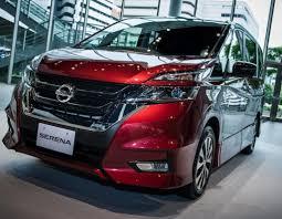 nissan van 2016 nissan serena van will come with autonomous driving capability