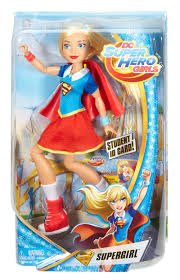 Barbie Box Halloween Costume Sale Dc Super Hero Girls Supergirl 12