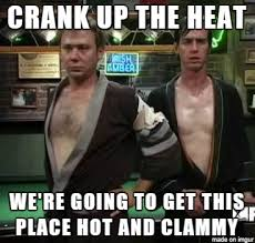 Air Conditioning Meme - told my landlord to fix the air conditioning she told me to open