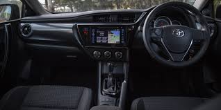 toyota corolla ascent sport price 2017 toyota corolla ascent sport hatch review caradvice