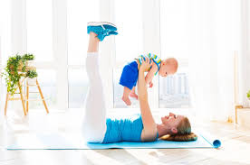 When To Resume Exercise After C Section Starting Workouts After Giving Birth Healthy Magazine