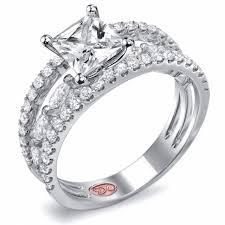 unique princess cut engagement rings wedding rings unique engagement rings for princess cut