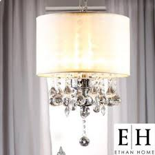 Chandeliers With Shades And Crystals by Beautiful Crystal Shade Chandelier For Your Designing Home