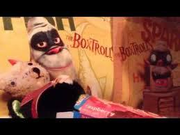 beanie boo boxtroll costume