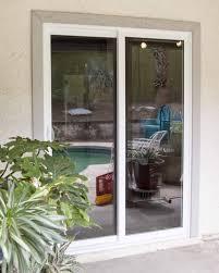 Single Patio Door Bar Furniture Single Patio Door With Side Windows Single Patio