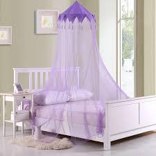 Bed Canopies Harlequin Collapsible Hoop Sheer Bed Canopy Walmart