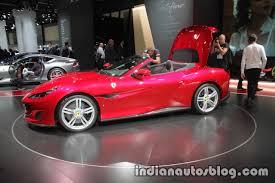 Ferrari California Old - ferrari portofino california t successor showcased at iaa 2017