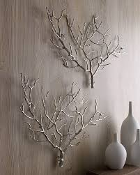 tree branch decor wall decor ideas that will the show