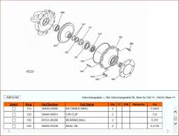 front oil seals 3650 gst4x4 orangetractortalks everything kubota