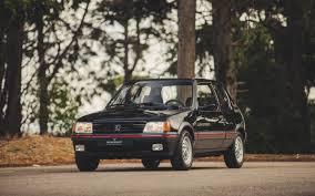 peugeot cars 1985 1985 peugeot 205 gti 1 6 classic driver market