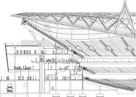 wembley stadium plans wembley london stadium pinterest