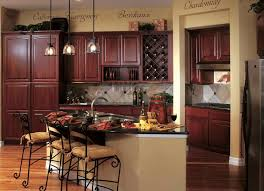 American Kitchen Cabinets by Standard Cabinets Cherry Wood Cabinetwooden Cupboardcustom Made