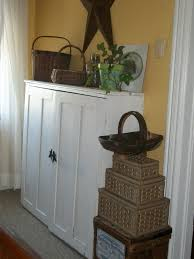 best idea yet for reusing old kitchen cabinets use this idea for