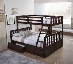 Mission Hills Chestnut United Furniture Industries - Simmons bunk bed mattress