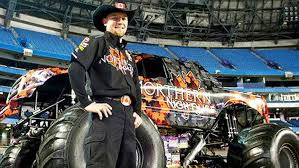monster truck show edmonton yes driving a monster truck is a real job the globe and mail