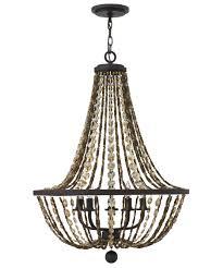 five light pendant fredrick ramond fr42865 hamlet 24 inch wide 5 light chandelier