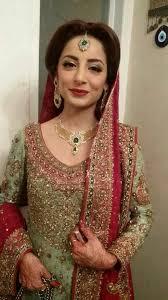 Red Bridal Dress Makeup For Brides Pakifashionpakifashion Best 25 Walima Dress Ideas On Pinterest Walima Pakistani