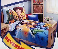 Toy Story Crib Bedding Toy Story Bed Set Ebay