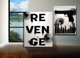 how to hang art prints revenge modern art prints or ready to hang canvases