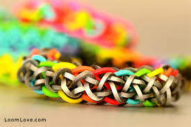 bracelet looms images How to make a ziagonal bracelet jpg