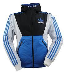 adidas originals mens lightweight windbreaker jacket blue x