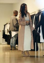 paddington clothes and kanye in the store assin looking at clothes in