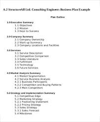 templates for business consultants consulting firm business plan sle daway dabrowa co