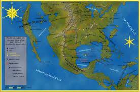 Fantasy Map Fantasy Map Second Gold War By Sapiento On Deviantart