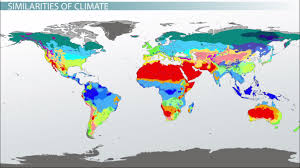 Climate Map Of South America by Major Climates In Africa U0026 The Middle East Video U0026 Lesson