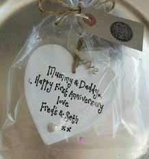 1st wedding anniversary gift mummy 1st wedding anniversary gift present heart sign