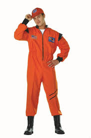 Air Force Halloween Costumes Mens Astronaut Pilot Costumes