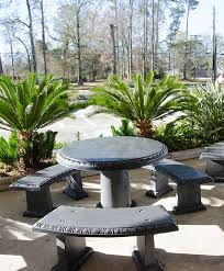 Concrete Patio Tables And Benches Tables And Benches Architectural Photo Gallery
