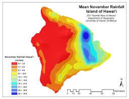 Rainfall Totals Map Rainfall Atlas Of Hawaii Downloads