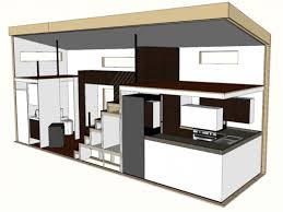 Large Tiny House Plans by Tiny Houses On Wheels Floor Plans House Lrg Cdafe Tikspor