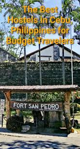 the best hostels in cebu philippines for budget travelers