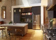 Industrial Kitchen Islands 100 Awesome Industrial Kitchen Ideas